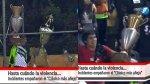 Increíble: hinchas de Olimpia robaron trofeos de Guaraní - Noticias de olimpia