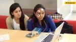 Prometedores proyectos tecnológicos en feria de innovación UPC - Noticias de ursula ruiz