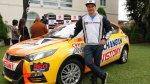 Mario Hart es nuevo piloto oficial de Changan - Noticias de rally acp 2015