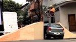 Protesta contra los que tapan las rampas para discapacitados - Noticias de vehículos mal estacionados