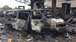 Ghana: En esta gasolinera murieron quemadas más de 90 personas - Noticias de estación de bomberos