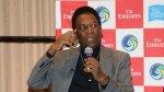 """Pelé: """"Es nuestra responsabilidad proteger el fútbol"""" - Noticias de pelé"""