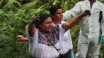 """Rigoberta Menchú llama a denunciar """"la mano sucia de Chevron"""" - Noticias de luis eduardo aute"""