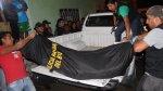 Asesinaron a presuntos sicarios mientras veían partido de Perú - Noticias de florencia de mora