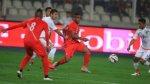 Ráting: partido entre Perú y México fue lo más visto ayer - Noticias de amistosos internacionales