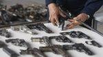 Unas 20 mil armas saldrán de circulación dentro de dos años - Noticias de derik latorre