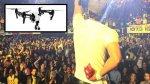 Enrique Iglesias: manipular un dron no es cosa de juego - Noticias de contaminación del aire