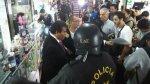 PNP realizó operativo antipiratería en galería de la Av. Wilson - Noticias de operativo antipiratería