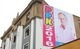 Publicidad de PPK atenta contra el Centro Histórico de Trujillo
