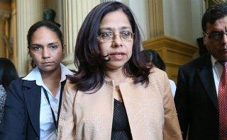 """Huaita: """"Investigación a Nadine Heredia tiene que proseguir"""""""