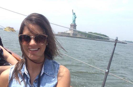 """Chiara Molina: """"Estoy viviendo una experiencia alucinante ..."""