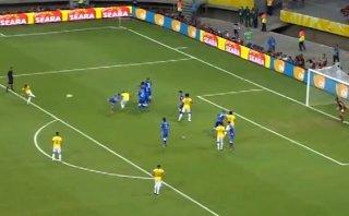 El día que Neymar batió a Buffon con golazo de tiro libre