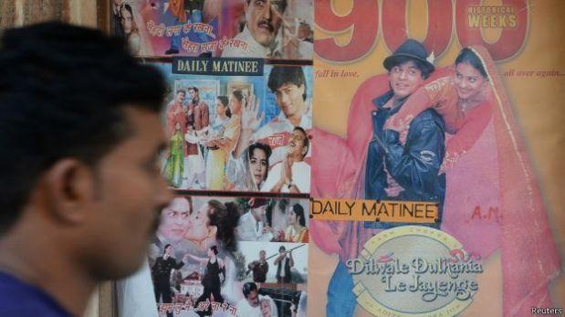 En mercados emergentes como India, la industria del cine toma proporciones gigantescas. (Foto: Reuters)