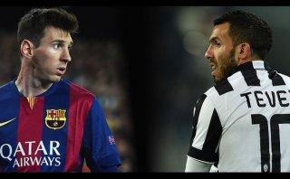 """Carlos Tevez sobre Lionel Messi: """"Es de otro planeta"""""""