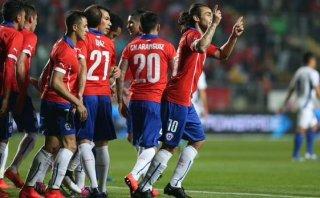 Copa América: Chile venció 1-0 a El Salvador en amistoso