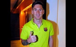 Champions: el mensaje de Lionel Messi horas antes de la final