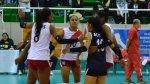 Perú venció 3-0 a Uruguay en clasificatorio de Copa Mundo - Noticias de voleysur