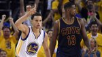 Warriors vencieron a Cavaliers en la primera final de la NBA - Noticias de las vegas