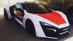 Lykan Hypersport, la nueva joya de la Policía de Abu Dhabi - Noticias de rápidos y furiosos 7