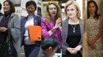 Nadine y otras primeras damas con vocación de compartir poder - Noticias de mujeres poderosas