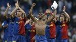 Twitter: Samuel Eto'o y su apoyo de corazón al Barcelona - Noticias de samuel umtiti