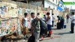 Chiclayo: ex alumnos se unieron para limpiar colegio Labarthe - Noticias de pedro a. labarthe