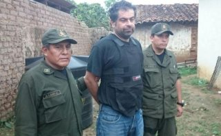 Bolivia rechaza recompensa por la captura de Belaunde Lossio