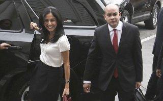 Nadine Heredia no tiene cuentas en Suiza, aseguró su abogado