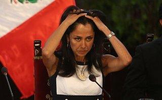 Señalan supuesto vínculo entre Nadine Heredia y cuentas suizas