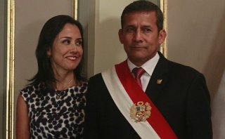 Hermana de Humala niega que cuentas en Suiza sean de Nadine