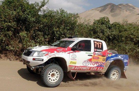 ACP 2015: Raúl Velit ganó el Rally Huaura
