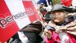 Apurímac: Usuarios de Pensión 65 aumentan en 20% - Noticias de centro del adulto mayor