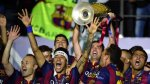Barcelona: más del festejo del título azulgrana (VIDEO) - Noticias de xavi hernández