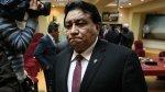 Comisión de Ética acumula denuncias contra José Luna - Noticias de comisión por sueldo