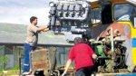El gran robo del tren que viajó 146 km para no ser destruido - Noticias de empresas colombianas