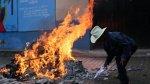 Elecciones en México: Padres de los 43 estudiantes queman urnas - Noticias de movimiento jóvenes del pueblo