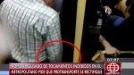 Metropolitano: acusado de acoso en bus denunciará a municipio - Noticias de guillermo rafaile loreto