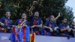 Barcelona: recorrido triunfal tras ganar la Champions (FOTOS) - Noticias de camp nou