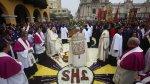 Corpus Christi: alfombras y devoción en la Plaza de Armas - Noticias de juan luis ciprini