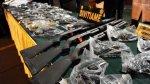 Armas con serie borrada: en 2014 se incautaron 4.000 - Noticias de derik latorre
