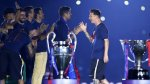 Barcelona celebró en el Camp Nou el título de Champions League - Noticias de camp nou