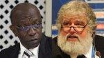 Warner y Blazer, el dúo que ha puesto a la FIFA a temblar - Noticias de billetes de 100 dólares