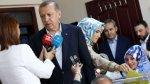 Turquía: Partido de Erdogan pierde mayoría en el Parlamento - Noticias de foto papeletas