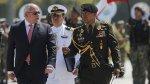 DINI rastreó a ministros de Defensa y jefes de las FF.AA. - Noticias de jose urquizo maggia