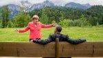 Merkel y la foto que marcó la jornada de la Cumbre del G7 - Noticias de trajes típicos