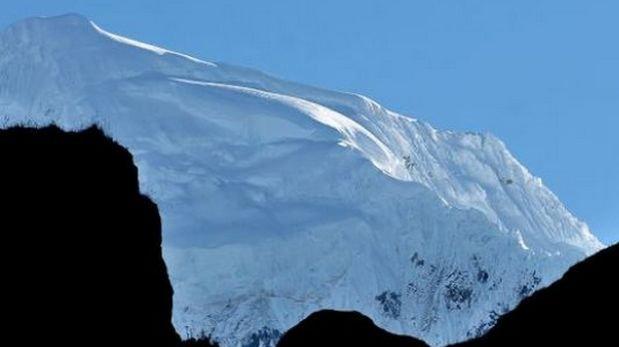 Huaraz: hallan con vida a uno de cuatro extranjeros en nevado