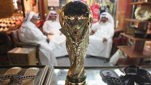 Qatar afirmó que invertirá unos US.000 millones en la organización del Mundial. (Foto: Getty Images)