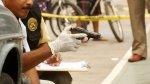 Balacera en Comas: hampones iban a asaltar local de Plaza Vea - Noticias de general pnp