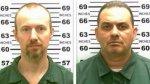 Nueva York: Ofrecen US$100.000 por atrapar a asesinos fugados - Noticias de david carretero