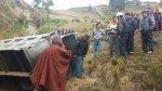 Accidente en Huánuco: Minsa confirma traslado de heridos a Lima - Noticias de seguro integral de salud